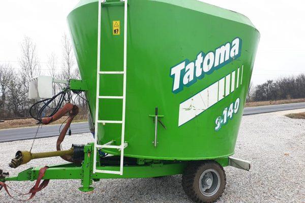 Mиксер за фураж Tatoma S-14