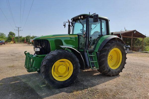 Трактор JOHN DEERE 6920
